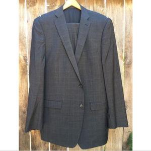 Calvin Klein Mens Suit Size 44XL Long Big & Tall